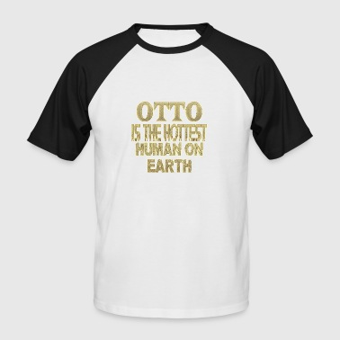 Otto - T-shirt baseball manches courtes Homme