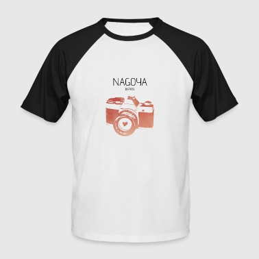 Japan, Nagoya - Männer Baseball-T-Shirt
