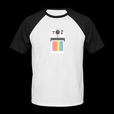 Polaroid - Men's Baseball T-Shirt