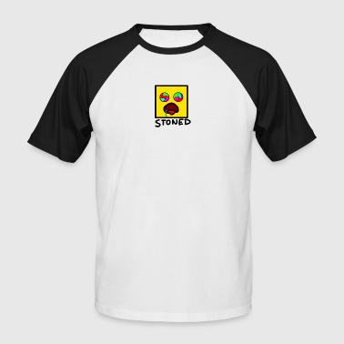 Stoned - Men's Baseball T-Shirt