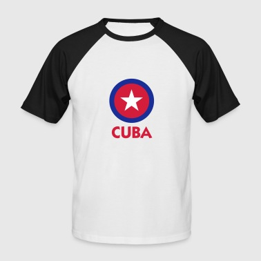 Communist Cuba - Men's Baseball T-Shirt