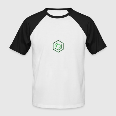 Polygon - Männer Baseball-T-Shirt
