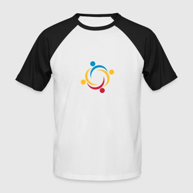diversity - Men's Baseball T-Shirt
