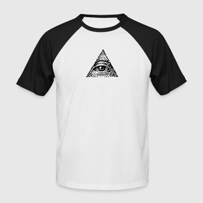 Illuminati - Men's Baseball T-Shirt
