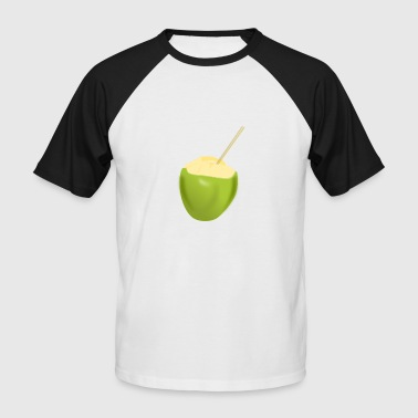 COCONUT COLLECTION - Men's Baseball T-Shirt