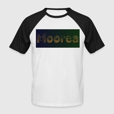 Moorea - Men's Baseball T-Shirt