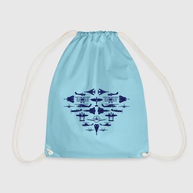 sacs et sacs dos avion commander en ligne spreadshirt. Black Bedroom Furniture Sets. Home Design Ideas