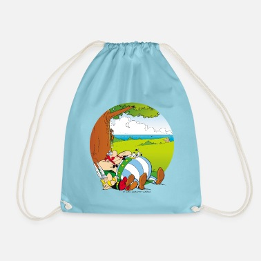 Asterix & Obelix Dogmatix Relaxing - Drawstring Bag