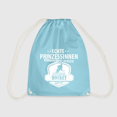 Prinzessin Hockey - Turnbeutel
