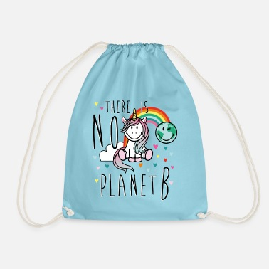 SmileyWorld There is No planet B - Drawstring Bag