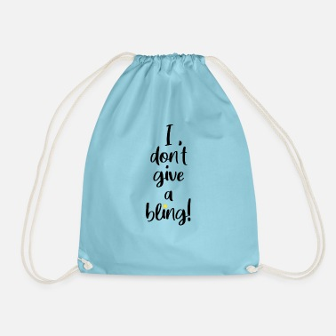 Glamor statement - Drawstring Bag