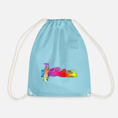Cool Art Cool new art - Drawstring Bag