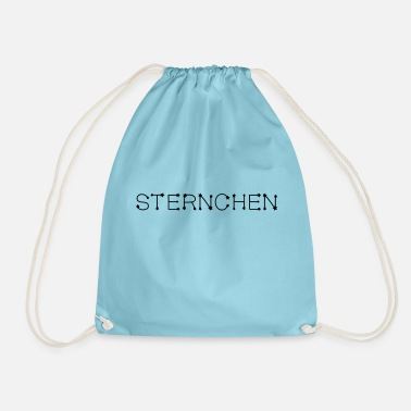 Asterisk asterisk - Drawstring Bag