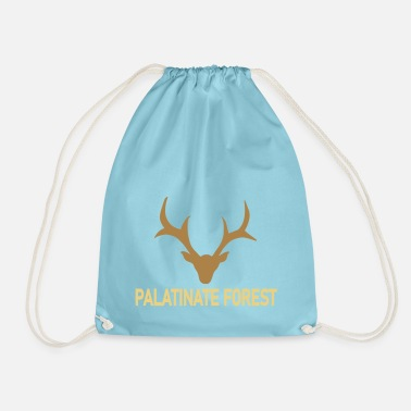 Wild Palatina deer - Drawstring Bag