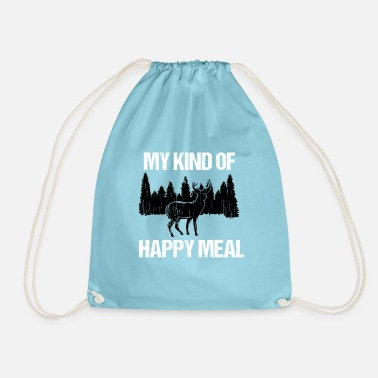 Deer Hunter Deer Stalking- Deer Hunter - Drawstring Bag