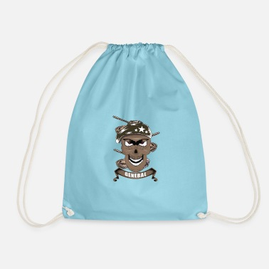 Soldier General soldier soldiers - Drawstring Bag