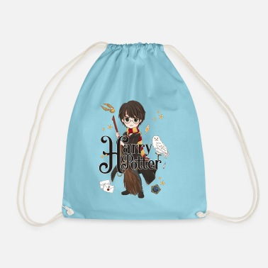 Easter Harry Potter Elements - Drawstring Bag