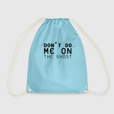 Do not mind me - Drawstring Bag