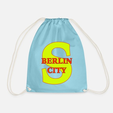 Super City Berlin - Sacca sportiva