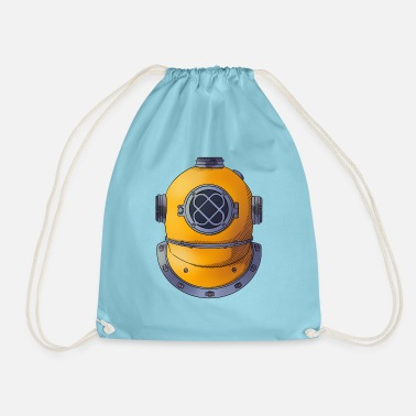 Miscellaneous Miscellaneous Helmet / Diver's helmet - Drawstring Bag