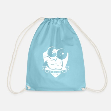 Fitness Club - Drawstring Bag