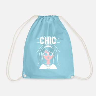 Chic Chic - Drawstring Bag
