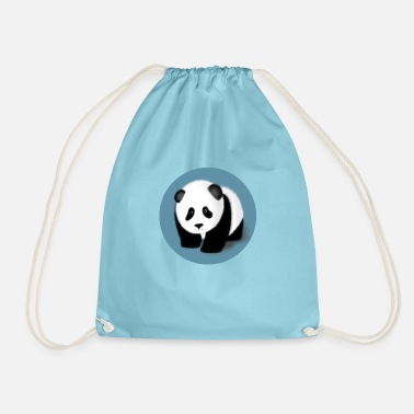 Little Panda - Drawstring Bag