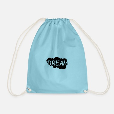 Dream Crew Dream realize your dream - Drawstring Bag