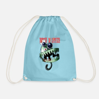 Tribute Tribute To Appetite - Drawstring Bag