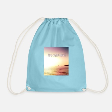 What do you want sea! - Drawstring Bag