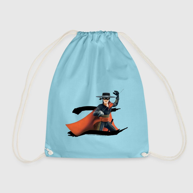 Zorro The Chronicles Masked Hero And Letter Z - Mochila saco