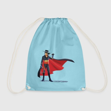 Zorro The Chronicles With Sword And Whip - Mochila saco