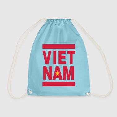 VIETNAM - Drawstring Bag