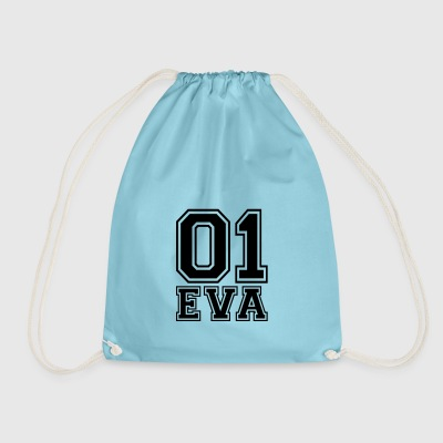 Eva - Name - Drawstring Bag