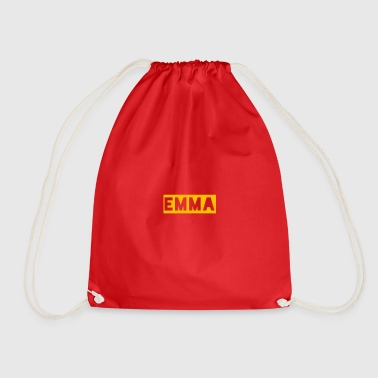names - Drawstring Bag