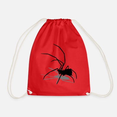 Spiders spider spider - Drawstring Bag