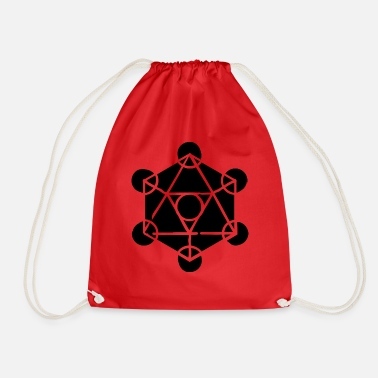 Sacred Geometry Sacred Geometry - Drawstring Bag