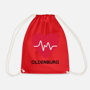 Oldenburg coeur Oldenburg - Sac de sport léger