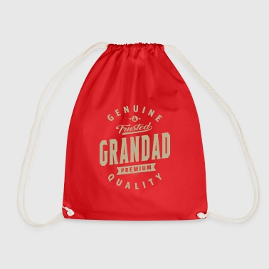 Grandad Genuine - Drawstring Bag