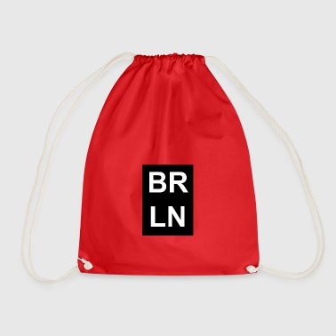 Berlin for Berlin and Berliners - Drawstring Bag