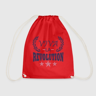 revolution - Drawstring Bag