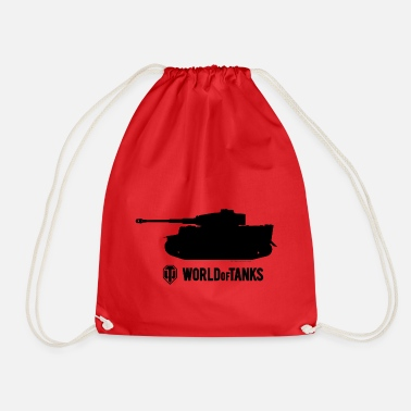 Worldoftanks WOT Male Shirt - Turnbeutel