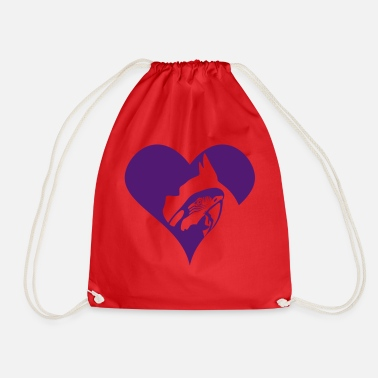Animal Love Animals Love - Drawstring Bag
