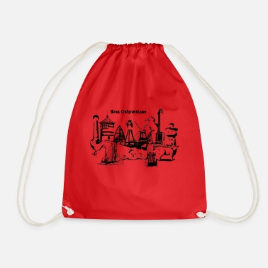 East Frisia Moin East Frisia - Drawstring Bag