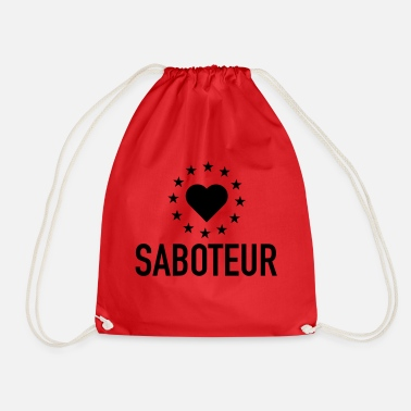 Proud Brexit Saboteur - Drawstring Bag
