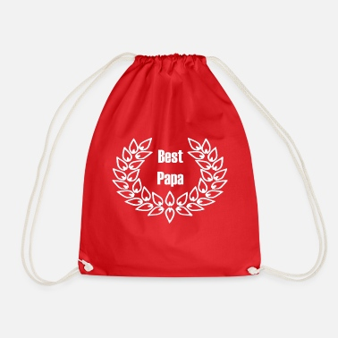 Best Dad Best Dad - Best Dad - Drawstring Bag