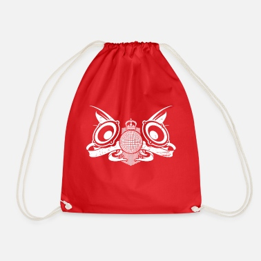 Club Music Club music sound - Drawstring Bag