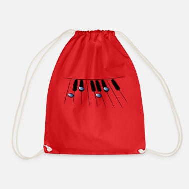 Keyboard keyboard - Drawstring Bag