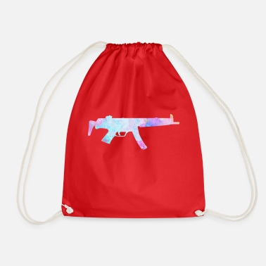 Weapon weapon - Drawstring Bag