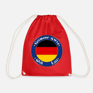 North Rhinewestphalia germany first - Drawstring Bag